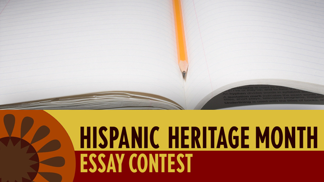 My hispanic heritage essay contest