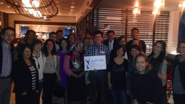 NAHJ DC group picture