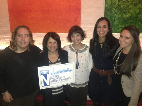 NAHJ DC Chapter Board