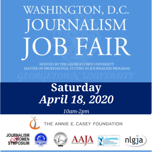 JO Job Fair Save the Date 2020